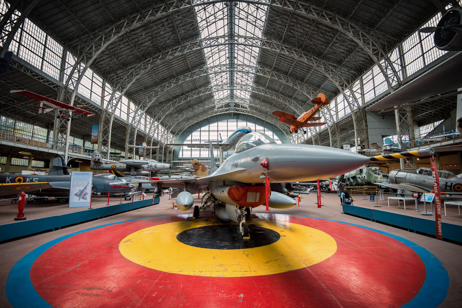 Royal Museum of the Armed Forces and Military History - Brussels, Belgium