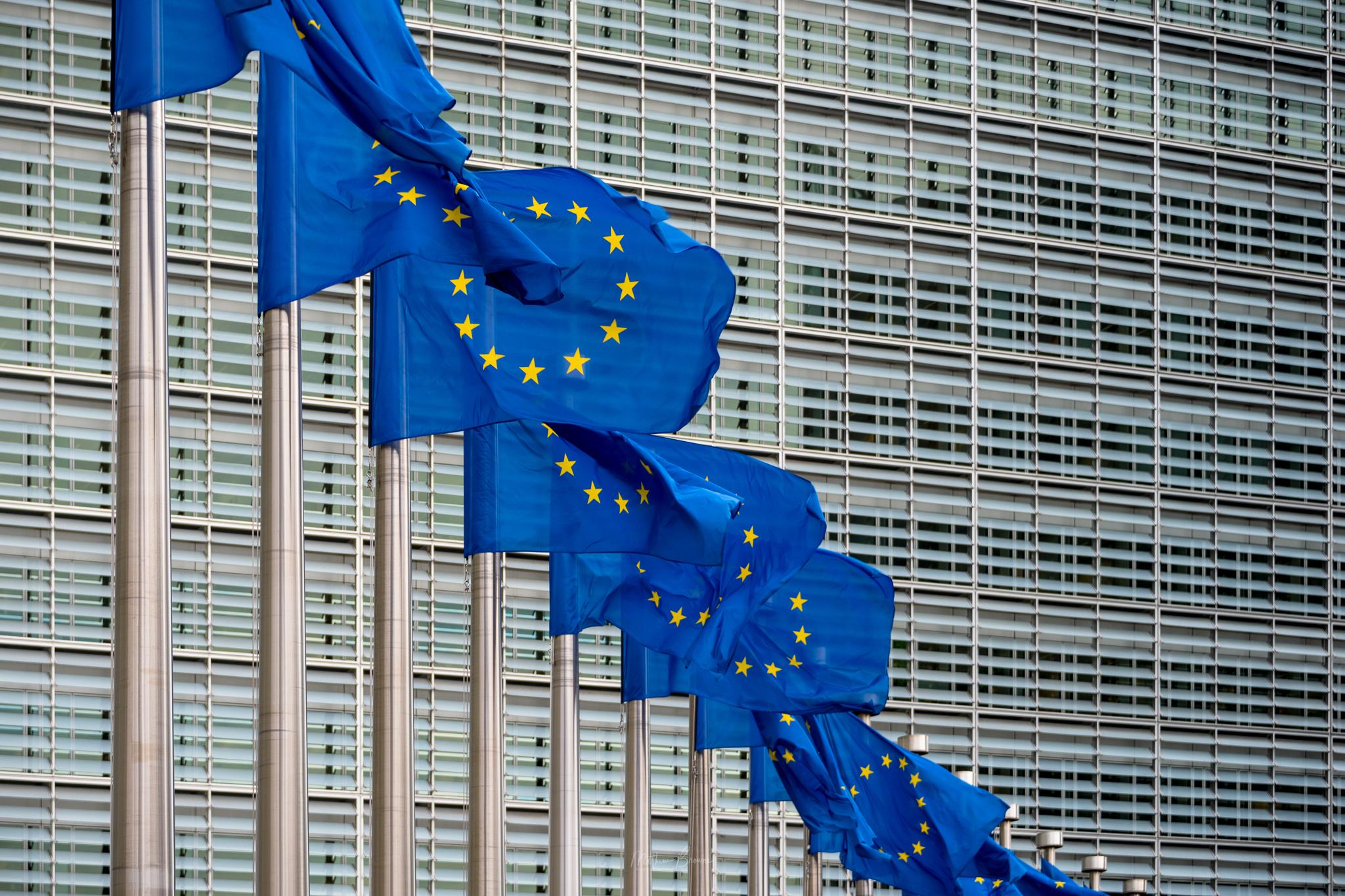 Berlaymont - Brussels, Belgium